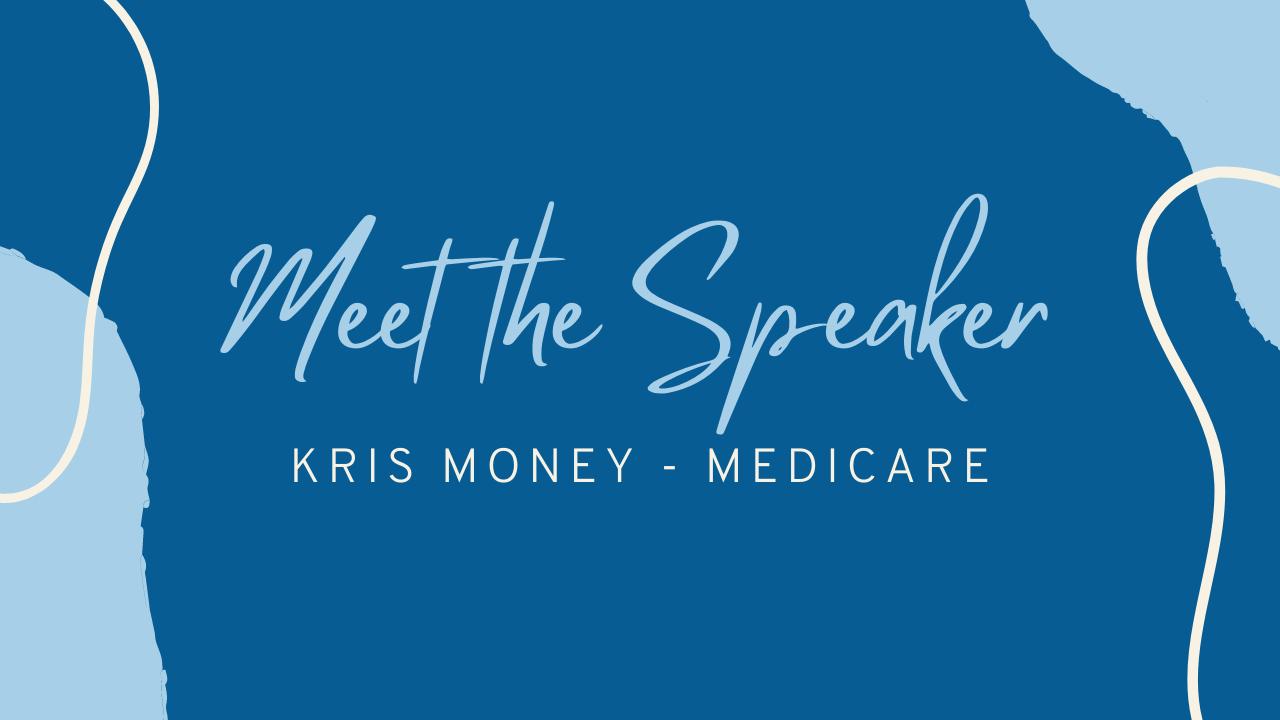 Meet the Speaker - Kris